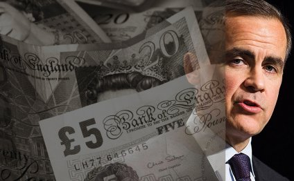 Mark Carney and the inflation