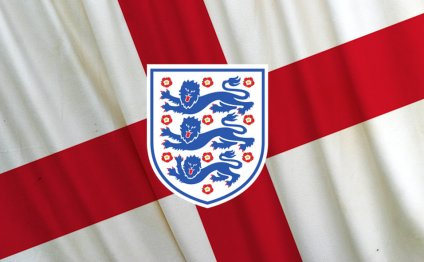 England Logo Flag by W00den