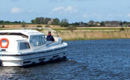 England boating holidays in