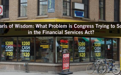 Financial Services Act?