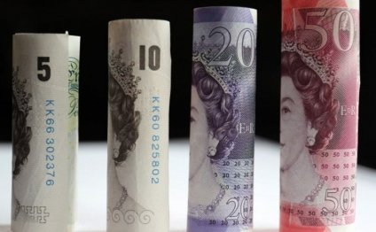 UK inflation rate falls to