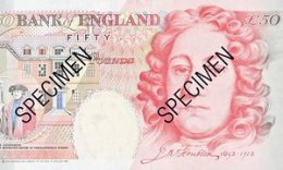 Houblon 50 pound note to be withdrawn