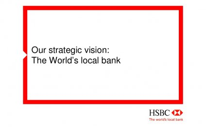 HSBC Bank England