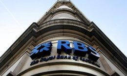 RBS falls as Investec moves from hold to sell