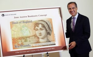 Bank of England legal tender