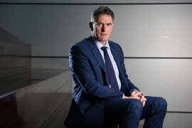 Royal Bank of Scotland Chief Executive Officer Ross McEwan Interview