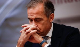 The pound fell for a second day after the Bank of England cut interest rates for the first time since March 2009, part ...